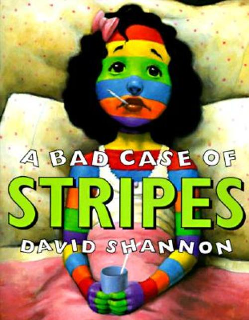 Image result for a bad case of the stripes book cover