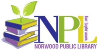 Norwoodpubliclibrarylogo